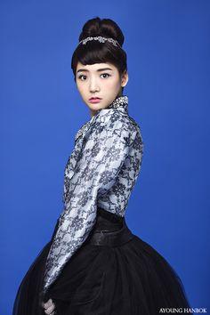 한복 Hanbok : Korean traditional clothes[dress] #modernhanbok  Audrey Hepburn, to dance, AYOUNGHANBOK, Korean costume, wedding, 아영한복, 결혼한복