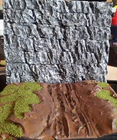 Picture of Terrain/Scenery Rock face effects