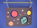Crafts: space related craft activities for children of all ages