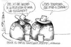 """Presentamos nuestra #caricatura de hoy:  """"Desde el empleo inadecuado""""  #Opinión"""