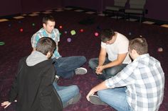 Lines of Communication Team Building Activity