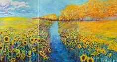 sunflower Айрис Скотт (Iris Scott)
