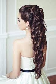 Resultado de imagen para peinados de novia semirecogidos