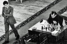 Karpov vs. Korchnoi