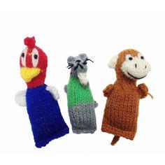 Barn Yarn Animals