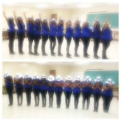 Welcome our new sorors of : Iota Gamma chapter Rust College FALL 2014