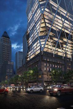 CGarchitect - Professional 3D Architectural Visualization User Community   Inspiration - Skyscrapers Vol. 2