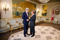 Kerry Makes Surprise Stop in Tunisia - NYTimes.com week 6