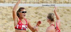 Players prove it's not just bikinis | Team GB