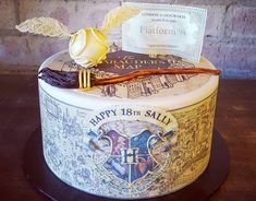 These Harry Potter cakes, cupcakes, and confections go the extra mile in showing our love for The Boy Who Lived. Happy Birthday, Harry!