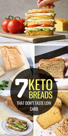 The Best Easy Keto Bread Recipes. Homemade Low Carb Bread in 90 seconds. The Best Easy Keto Bread Recipes. Homemade Low Carb Bread in 90 seconds. Keto Foods, Ketogenic Recipes, Low Carb Recipes, Diet Recipes, Healthy Recipes, Bread Recipes, Slimfast Recipes, Quick Recipes, Dessert Recipes