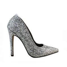 Ready for all those parties or special occasion! This pointed to glitter pump is just the one to make for a memorable night!