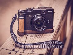 Amazon.com : Premium Wood Grip for Fuji X20 X10 by J.B. Camera Designs - Made in the USA : Camera & Photo