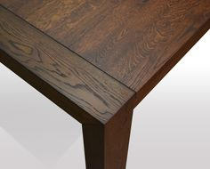 Oak Dining Table, Furniture, Home Decor, Moving Out, Stains, Essen, Dark, House, Decoration Home