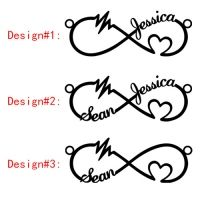 Tattoo for my boys. Double infinity with their names. ️ ...