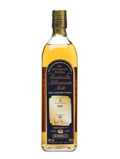 Bushmills 1975 / Millennium Malt : Buy Online - The Whisky Exchange - A very special vintage single malt from Bushmills, privately bottled at the turn of the millennium at the remarkable (for Irish whiskey) age of 24 years old.