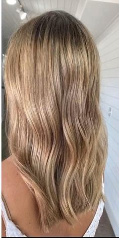 Brown To Blonde Balayage, Brown Blonde Hair, Brown Hair With Highlights, Brunette Hair, Balayage Hair, Carmel Highlights, Balayage Highlights, Full Head Highlights, Honey Blonde Hair Color