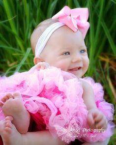 Pretty in Pink, my beautiful niece