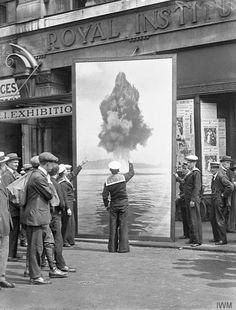 vintage everyday: 15 Amazing Vintage Photographs of the First World War in London