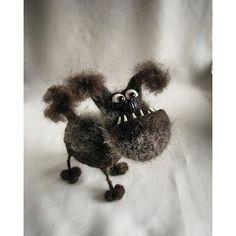 [2016.4.12] Wonder Zoo | Needle Felted Wool Animals Projects Inspirati | Feltify