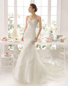 Dream Wedding Dresses Bridal Aire Barcelona Gorgeous Dress