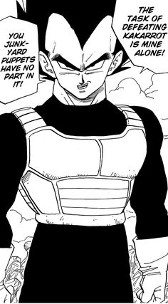 Image result for vegeta manga