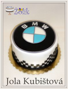21st Bmw Tyre Themed Birthday Cake Birthday Cakes And Bmw