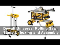 Dewalt DW7440RS Review - Is this the right miter saw stand for you? - Miter Saw Corner