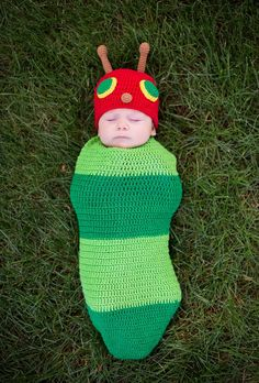 Newborn Bunting Costumes & 12 Irresistible Newborn Halloween Costumes | Pinterest | Newborn ...