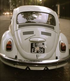 """Miss my bug, mine is """"mellow yellow"""" Thanks to my pop for making two bugs into 1 Beetle Bug, Vw Beetles, My Dream Car, Dream Cars, Volkswagon Bug, Vw Volkswagen, Vw Vintage, Small Cars, Mellow Yellow"""