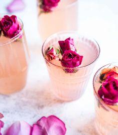 Rose Lemon Spritzer.