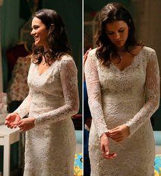 Vestido de noiva Mari, Marirezete (Bruna Marquezine) I love paraisopolis…
