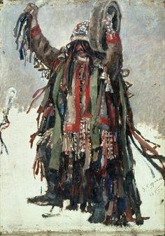 Altai Shaman.