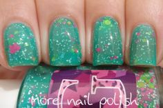 More Nail Polish: Glam Polish - Me Oh My Collection