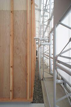 japan-architects.com: 吉村靖孝による「フクマスベース/福増幼稚園新館」