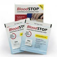 "BS-IX-14 Gauze Bloodstop iX Advanced Hemostatic 2x2"" 12 Per Box Part No. BS-IX-14 by- Lifescience Plus The MarbleMed Incorporated http://www.amazon.com/dp/B00F4JPMTG/ref=cm_sw_r_pi_dp_56n0wb18NACH2"