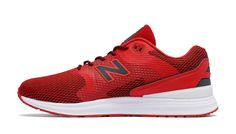 1550 New Balance, Red with Black