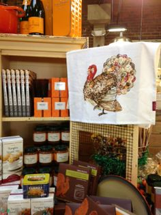 TSG Raleigh, Durham, Chapel Hill, NC: Thanksgiving goods