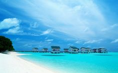 Maldives Islands -- Will get there also