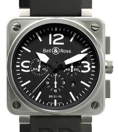 Bell & Ross Watches Discuss The Instrumentation Of Time