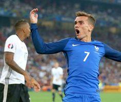 Euro 2016 : Antoine Griezmann, star internationale