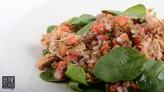 Looking for a healthy and easy chicken salad recipe? Our paleo diet chicken salad delivers on taste and nutrition - try it for yourself today! Clean Recipes, Low Carb Recipes, Diet Recipes, Healthy Recipes, Protein Recipes, Low Carb Chicken Salad, Chicken Salad Recipes, Slow Carb Diet, Pico De Gallo