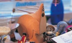 Bowers & Wilkins Nautilus speaker deconstructed in images.