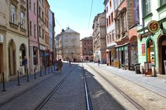 Olomouc Czech Republic makes a perfect day trip from Prague. The city is full of beautiful architecture, cobbled streets and UNESCO landmark! Day Trips From Prague, Rest Of The World, Beautiful Architecture, Czech Republic, Street View, City, Pictures, Travel, Photos
