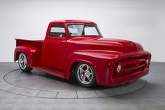 custom hot rod designs | Ford F100 350 V8 1953 Pick up For sale - ClassicDigest.com