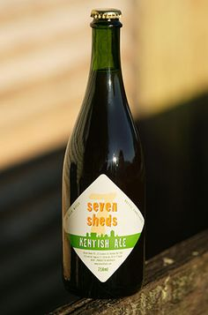 Seven Sheds Brewerys' Kentish Ale has been voted one of Australias top beers