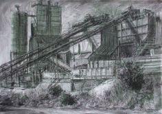 Gaia, Brooklyn Bridge, Painting, Travel, Image, Dibujo, Pintura, Art Studios, Viajes
