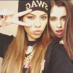 Laurinah // Lauren Jauregui and Dinah Jane