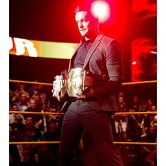 WWE NXT photos July 22, 2015 ❤ liked on Polyvore featuring finn balor