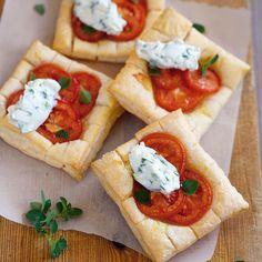 Der ideale Snack auf Ihrer Party. Auch toll zum Picknick oder zum Mitnehmen ins Büro.